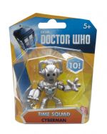 Doctor Who Time Squad Collectable Action Figure - Cyberman